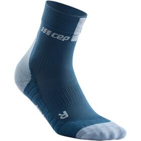 cep Short Socks 3.0 Uomo, blu/grigio